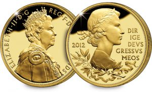 diamond jubilee uk gold plated silver c2a35 300x181 - Diamond Jubilee UK Gold-Plated Silver £5