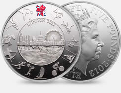 olympicc2a35silver - Olympic£5Silver