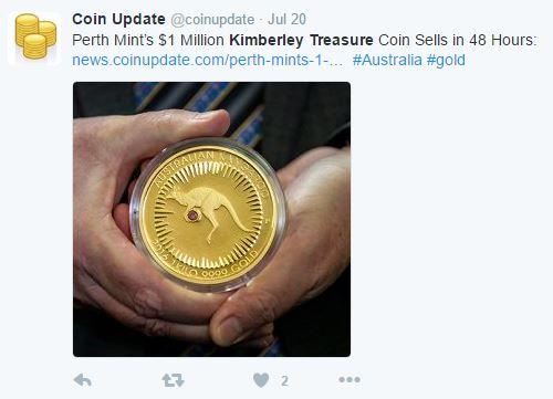 kimberley treasure - The Million Dollar Sell-out