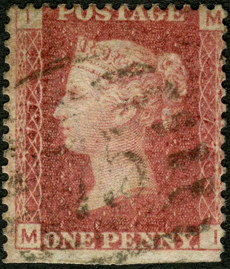plate 77 penny red - Half a million pounds for a stamp?