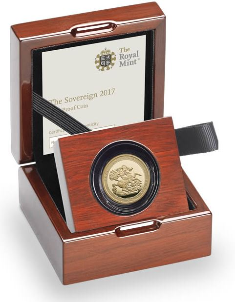2017 sovereign box - Design changes - The guarantee for Sovereign collectability