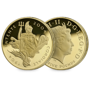 "entente cordiale2 - Why you should own ""unpopular"" coins"
