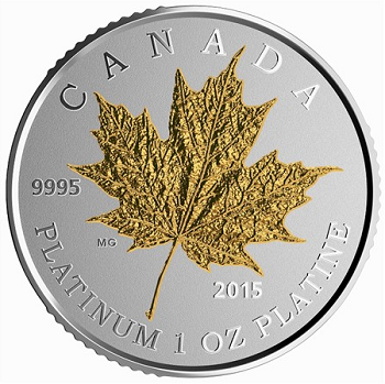 platinum maple leaf - Should you be about to go platinum?