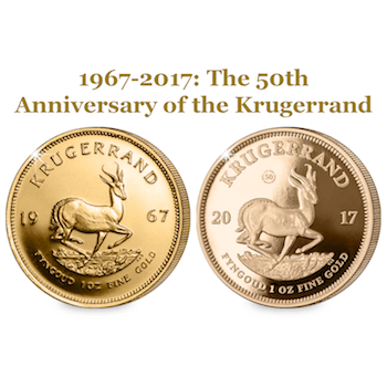 cpm krugerrand 50th anniversary 350x3503 - 9 things you need to know about the world's most popular gold coin