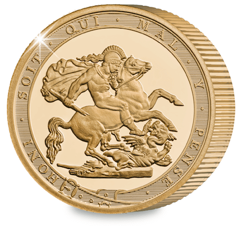 piedfort sov image - Why the first ever double-thickness Gold Sovereign is a guaranteed sell-out