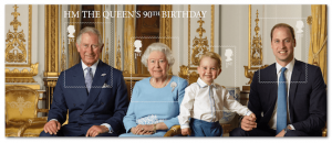 qe2 stamps 300x130 - New UK coin to mark a historic moment for British Royalty