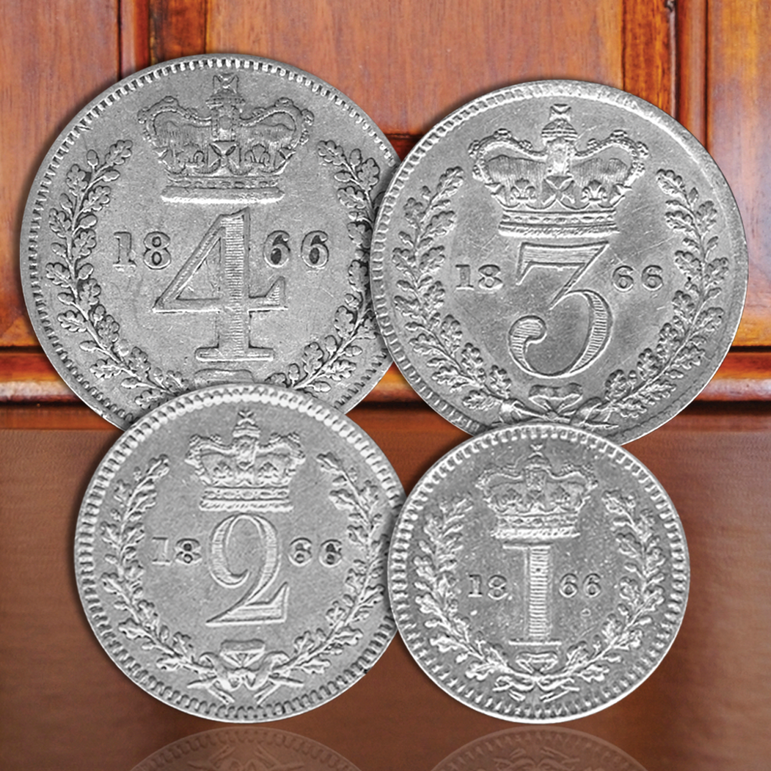 maundy money social image - Why my grandfather loved these rare and unusual coins…
