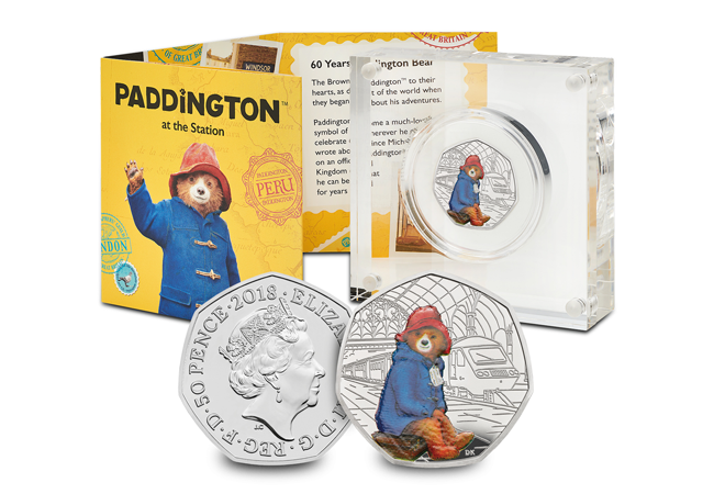 Paddington - How a bear from darkest Peru is about to become the UK's next collecting sensation