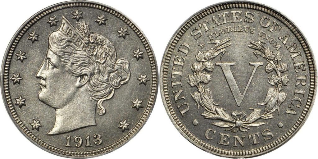 1913 Liberty Head Nickel Obverse Reverse 1024x512 - Why the coin I'm looking at is worth over $3m