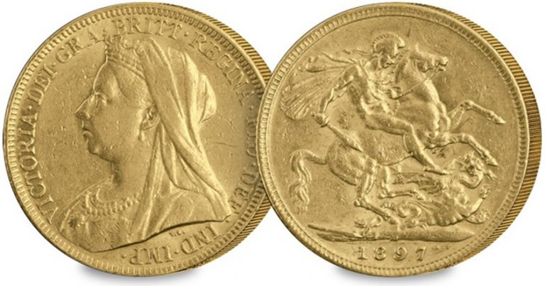 victoria old head sovereign - When grief took over UK coinage