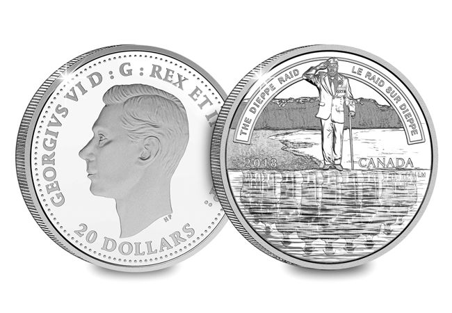 Canada 2018 Dieppe Raid Silver Proof Coin 1 - Design doesn't matter? Here are 7 coins to change your mind
