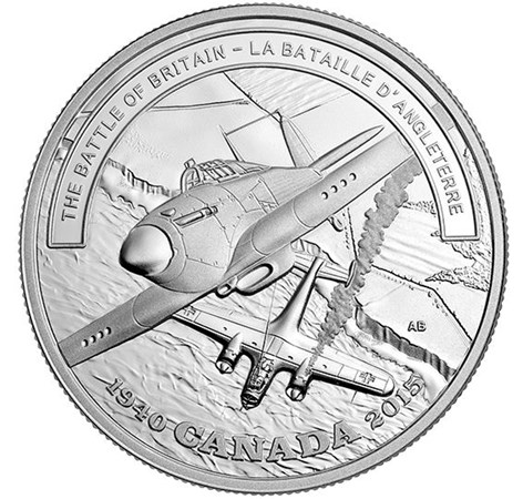 Canada Battle of Britain Silver Proof 20 Coin 6 - Design doesn't matter? Here are 7 coins to change your mind