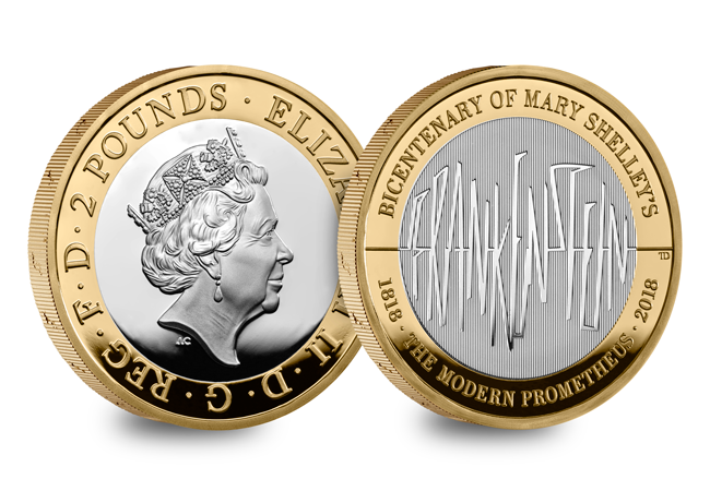 UK 2018 Frankenstein Silver Proof Two Pounds 4 - Design doesn't matter? Here are 7 coins to change your mind