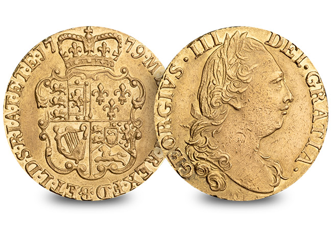 UK George III 1763 1786 Gold Rose Guinea 7 - Design doesn't matter? Here are 7 coins to change your mind
