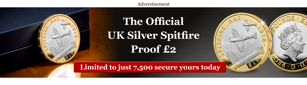 695P Spitfire - Have you heard about the secret Sovereigns containing arsenic?