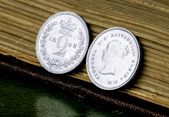 ls uk 1838 first queen victoria silver twopence coin lifestyle - The unknown coin that was amongst the first issued in Victoria's reign