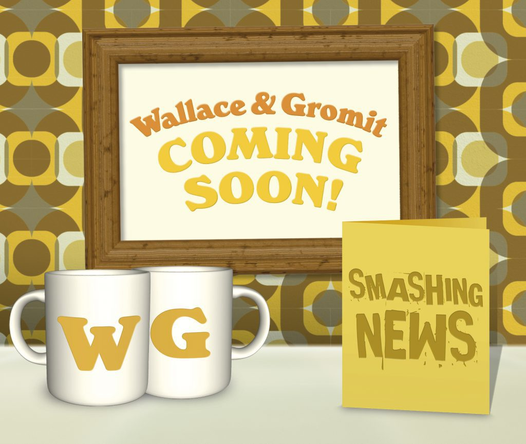 2019 wallace and gromit coming soon blog image 650px 1024x866 1024x866 - Announcement: Wallace and Gromit are coming to The Royal Mint