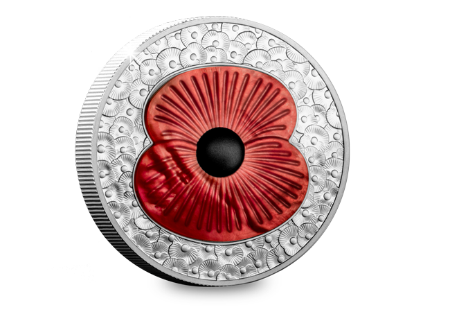 LS 2019 10 GBP 5 oz Poppy Masterpiece Coin Rev - Secrets of the trade: Making a Masterpiece