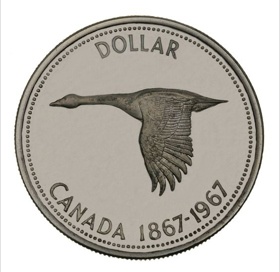 1967 centennial colville dollar - The coin designed by the £1m artist