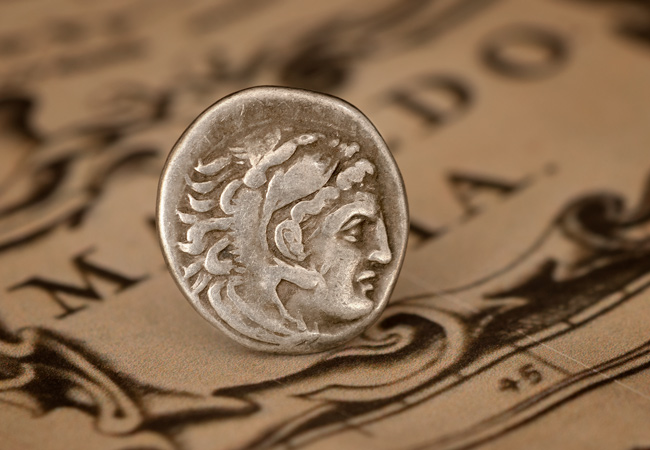 Alexander the Great Drachm lifestyle 3 - Murder, battles and building an empire – The coins of Alexander the Great